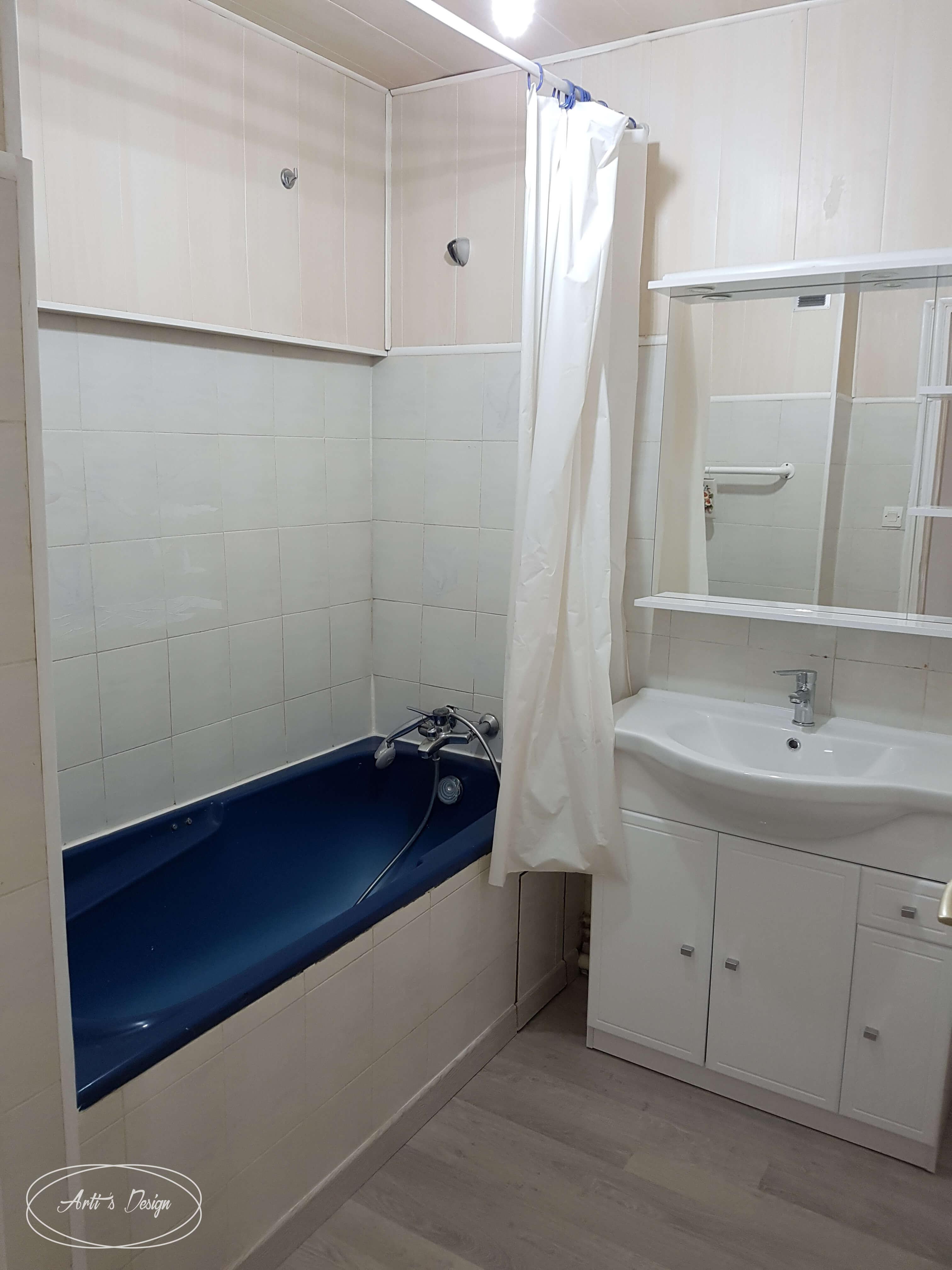 Réalisation de visuels d\'ambiance salle de bain | Arti\'s Design