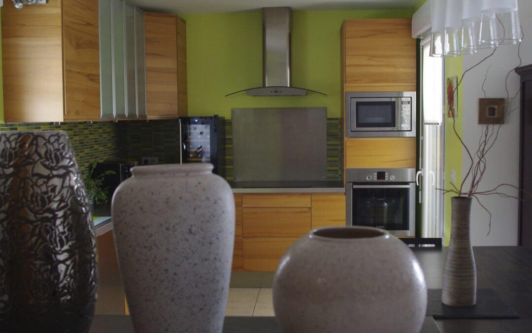 Home Staging réalisé dans une maison T4 occupée