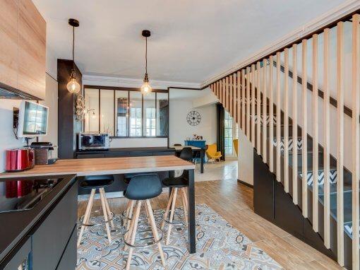 Rénovation Agencement Aménagement & Décoration espaces cuisine & salle de bain